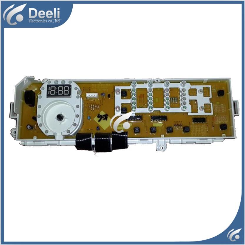 Купить 100% тестирование для Samsung стиральные машины управления WF8600NGW DC92-00209G DC41-0010A бортовой компьютер в продаже