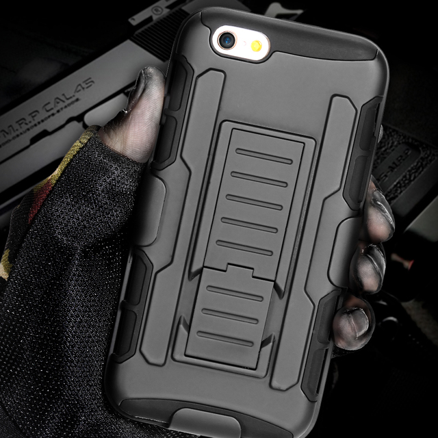 Etui iPhone 5/5S/6/6S/6Plus/6SPlus Military