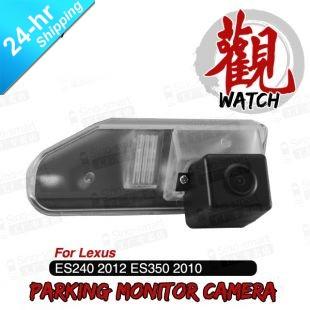 High Quality Wireless HD CCD Car Parking Reversing Rearview Camera for Lexus ES240 2012 ES350 2010 etc. Night Vision Waterproof(Hong Kong)