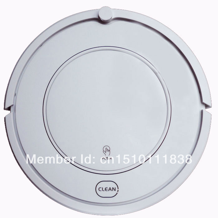 Fully-automatic Household Intelligent Vacuum Cleaner KK8 Innovative Products Auto Robotic Cleaner(China (Mainland))