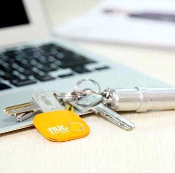 Nut 2 Smart Tag Bluetooth Tracker Child Pet Key Finder Alarm GPS Locator Orange 2015(China (Mainland))
