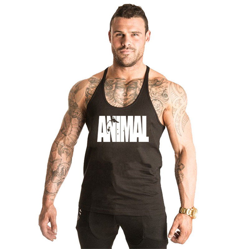 Musculation!Sex Vest Bodybuilding Clothing and Fitness Men Undershirt Tank Tops tops golds men undershirt XXL Captain America
