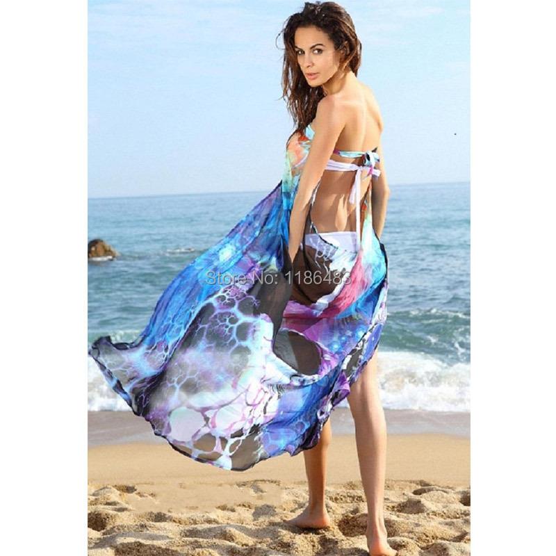 Женская туника для пляжа BRG 2015 A0397