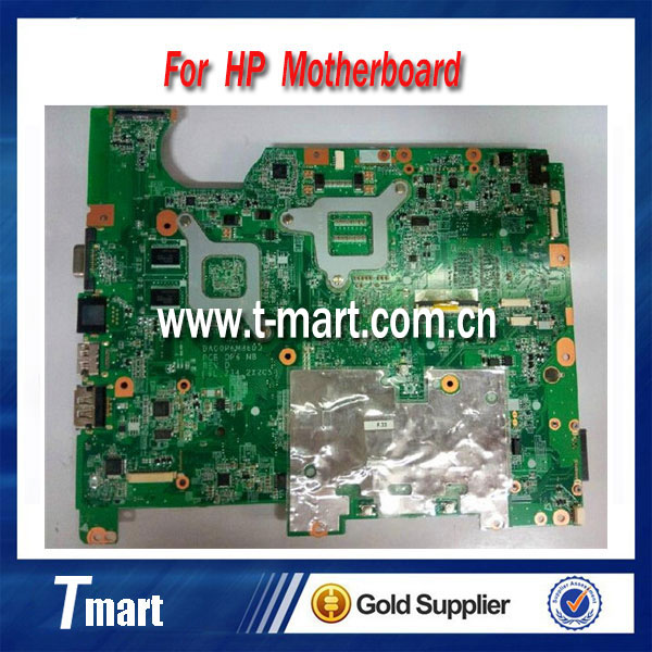 for hp CQ61 G70 CQ70 578000-001 laptop motherboard intel non-integrated PM45 DDR2 working well and  full tested