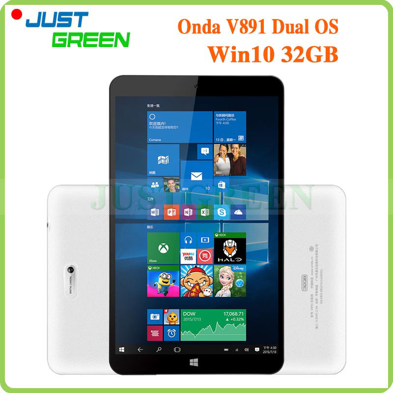 Original Onda V891 Z3735F Quad Core 1 3GHz 8 9 1280x800 IPS 2GB RAM 32GB ROM