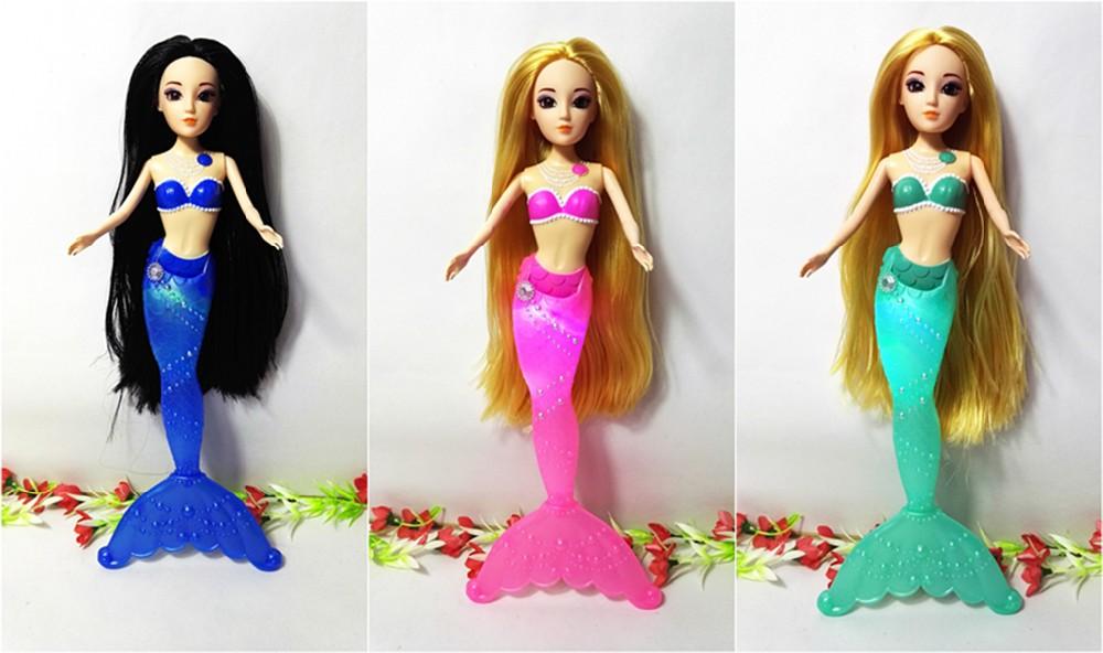 Barbie anniversaire poup e promotion achetez des barbie - Jeux de princesse barbie sirene ...