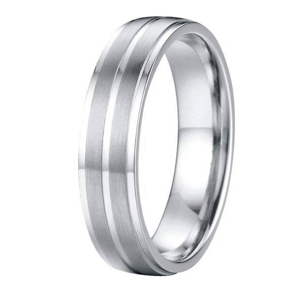 2015 latest new design custom silver color wedding ring for men pure titanium jewelrychina - Cheap Men Wedding Rings