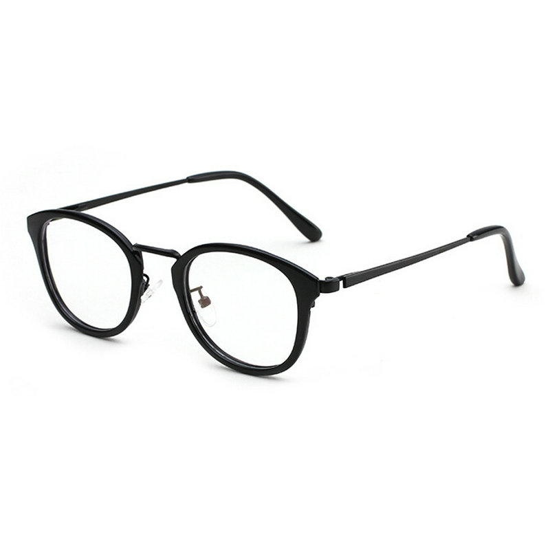 2016 fashion big glasses frame men and women retro vintage ...