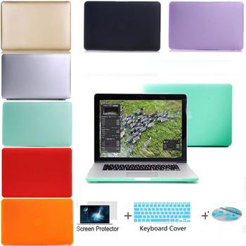 Tiffanyblue / золото логотип ноутбук чехол защитной оболочки для mac книга воздуха 11 13 / защитный рукав pro 13 15 / retina 13 15 для macbook