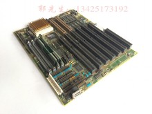 486 Motherboard 486-PVT-IO 6 ISA slot sparks cutting hine sent to the CPU memory