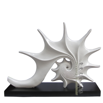 Abstract sculpture art decoration accessories crafts furniture accessories