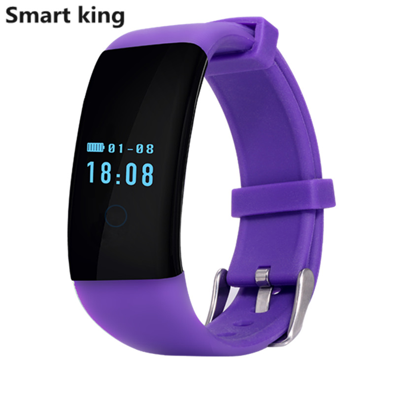 D21 Smart Bracelet Wristband Pedometer Heart Rate monitor Fitness Tracker activity For IOS Android pk xio mi band 2 1s i5 plus(China (Mainland))