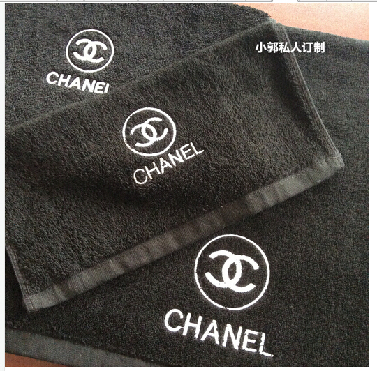 New arrival brand DOUBLE C towel bath towel best gift for friend FREE SHIPPING(China (Mainland))