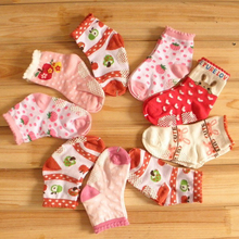 The new children's socks small lace socks princess socks newborn  girl baby slip socks wholesale for 0-3 years baby