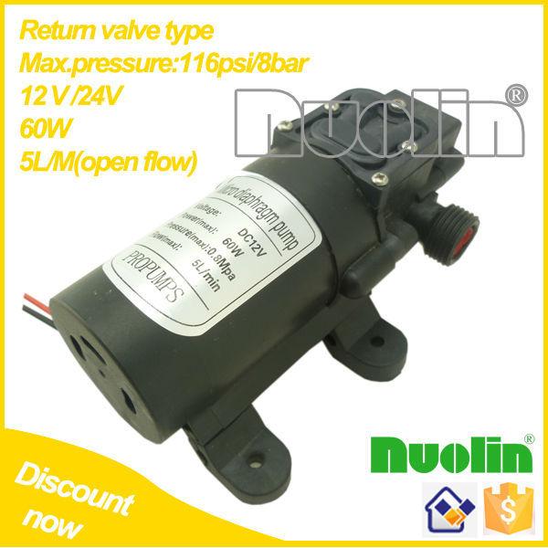 Насос Brand new DC 12v 60W 5 /12v D 7HD/12/60 система освещения brand new 2 x 8 dc 12v