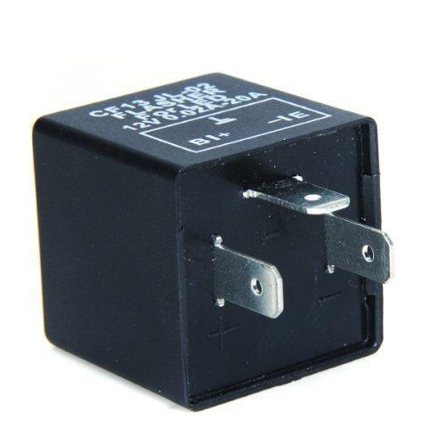 Гаджет  3 Pin CF13 JL-02 Car Fix LED Light Blink Flasher Relay for Turn Signal None Электротехническое оборудование и материалы