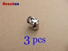 Buy 3pcs Metal Universal joints Coupling Shaft Connector RC Car/Boat model 2mm 2.3mm 3mm 3.175mm 4mm 5mm 6mm 8mm 10mm for $8.09 in AliExpress store