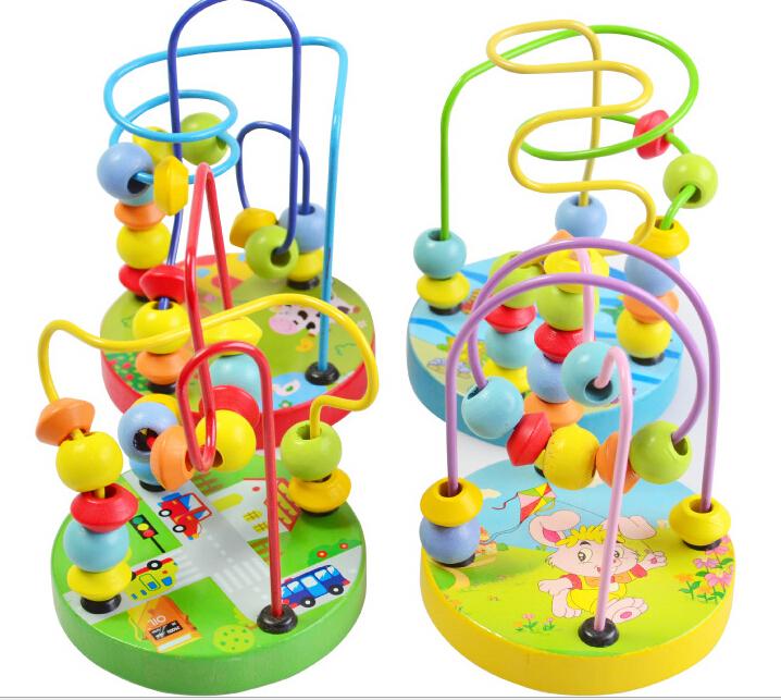 Bead Roller Coaster Bead Maze Roller Coaster