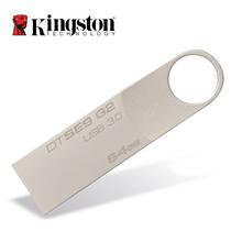 Kingston USB Flash Drive DTSE9G2 128GB 64GB 32GB 16GB 8GB USB 3.0 Pen Drive Mental Ring Memory Memoria USB Stick  (China (Mainland))