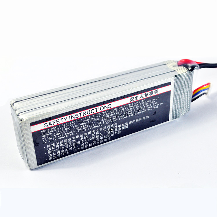 HRB High power 14.8V 5000mAh 50C Max 60C 4S 4Cells RC LiPo Li-Poly Battery for helicopters quadcopters boats cars Free Shipping