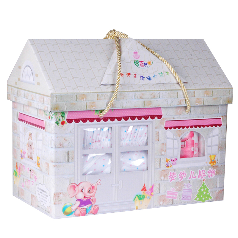 Baby Gift Sets Us : Newborn baby gift set supplies small house style