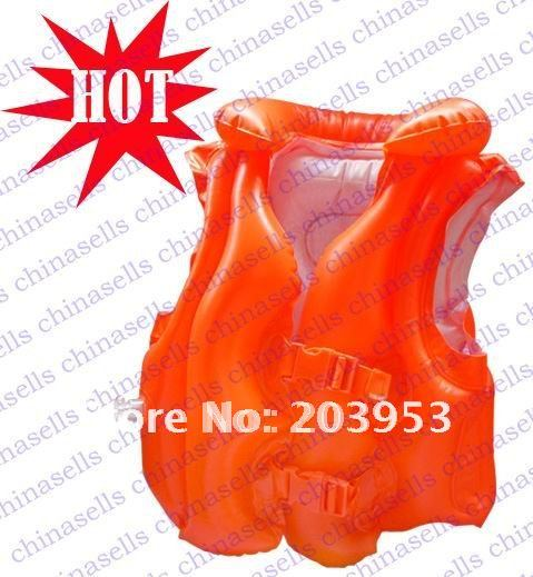 in stock Genuine INTEX children life jackets Swim Vest swimming suit red<br><br>Aliexpress