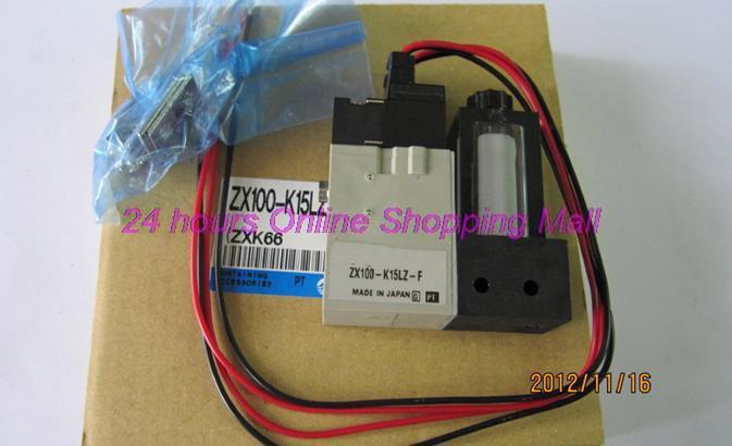 Фотография Pneumatic components ZX100 K15LZ-F