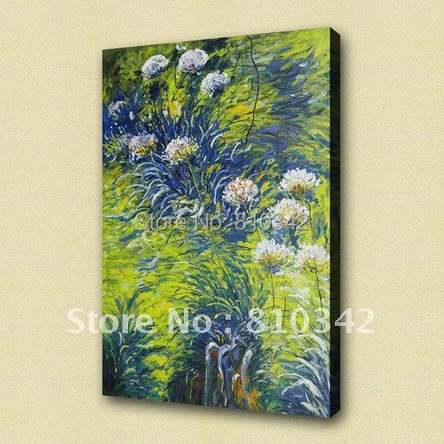 Monet,high quality paintings,decoration,modern art,famous painting reproduction Monet24(China (Mainland))