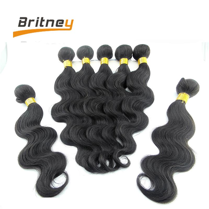 body wave human braiding hair bulk