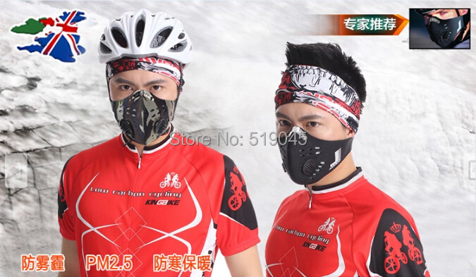 Free shipping high quality JAKROO cycling gas masks bicycle skiing outdoor dust mask respirator dust mask protection(China (Mainland))