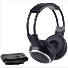 IRH2008 Infrared Wireless TV Listening headphones for home use TV DVD PC etc
