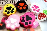 New cute claw designs contact lens case /  lens Companion box / Wholesale
