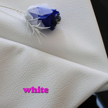 White Faux leather, PU Leather Fabric Sewing ,artificial leather for diy bag material, sold BY THE YARD, FREE SHIPPING!!!(China (Mainland))
