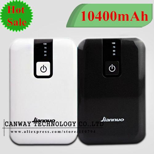 Зарядное устройство Jiannuo 10400mah 2 usb /i4 power bank зарядное устройство duracell cef14 аккумуляторы 2 х aa2500 mah 2 х aaa850 mah