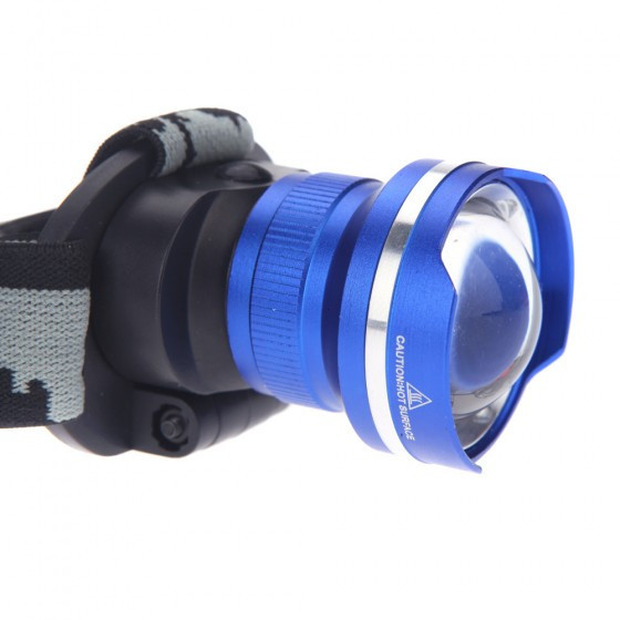 Купить 2000 Люмен XML T6 Linterna Факел Boruit Глава свет Лампы Фары Фара + DC/Автомобильное Зарядное Устройство + 2*18650 Батареи