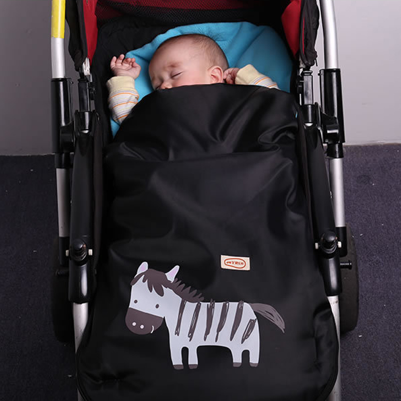 High Quality Foldable Baby Stroller Sleep Bag Winter Spring Warm Cover Envelope Baby Carriage Prams Accessories(China (Mainland))