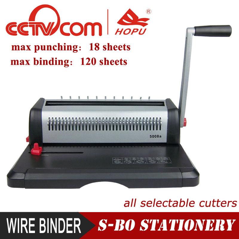 machine Wire binding machine doublle loop wire(China (Mainland))