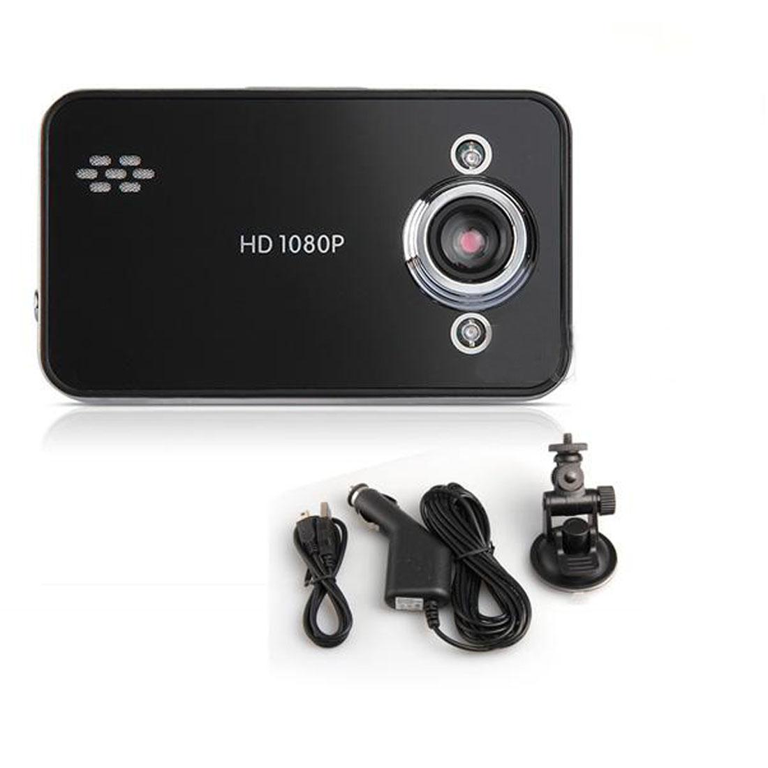 "2.7"" TFT 2 LED Car Auto DVR Cam Camera Video Recorder HD 720P HD 720P Night Vision Vehicle Camcorder(China (Mainland))"