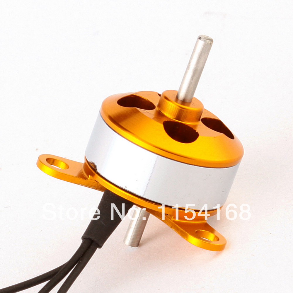 Mini RC Quadcopter Multicopter Fixed Wing Airplane Parts XXD A1504 2300KV Micro Brushless Motor(China (Mainland))