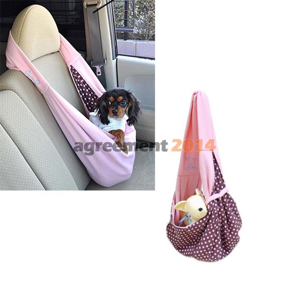 Outdoor Sling Carrier Pouch Travel Bag Tote Handbag Luggage Bag Doggy Cat Pet AR(China (Mainland))