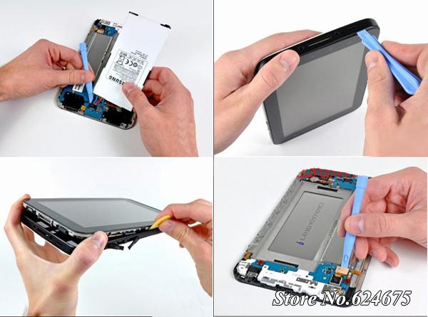 19 in 1 Opening Tools Aluminum Metal Pry Smartphone Disassemble Repairing Tools Set Kit for iPhone