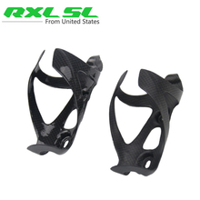 Buy Carbon Bottle Cage MTB/Road Bicycle Water Bottle Cage Logo Cycling Bike Bottle Holader Bike Parts 3K Matte/Gloss Black for $11.76 in AliExpress store