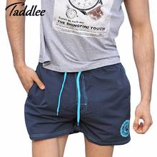 Hommes Maillot de Bain de plage shorts hommes/marque Maillots de Bain boardshort séchage rapide bermudas masculinas 2016 hommes Homme XXXL Plus Taille(China (Mainland))