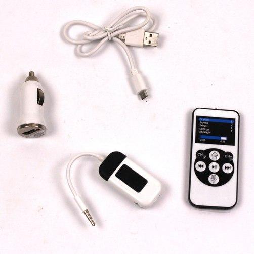 FM трансмиттер Mangood 3,5 FM & USB & дмитрий шестаков трансмиттер