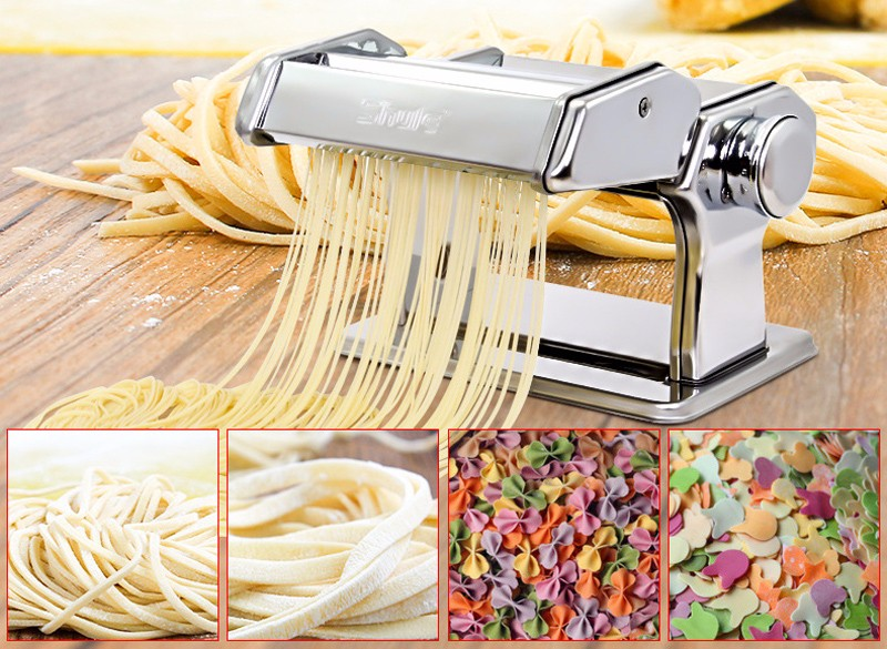 Noodle Pasta Maker Stainless Steel Spaetzle Makers (2)