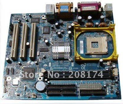 Desktop Motherboard for 8I845GV Intel 845 Pentium 4 Free shipping(China (Mainland))