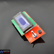 3D printer reprap smart controller Reprap Ramps 1 4 2004LCD control