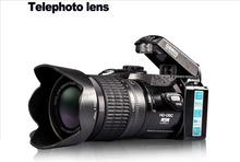 Polo D3200 digital camera 16 million pixel camera digital Professional SLR camera 21X optical zoom HD camera plus LED headlamps(China (Mainland))