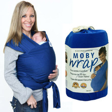 Wholesale High quality baby backpack kids Sling Stretchy Wrap newborn infant Breastfeeding carrier Cotton maternity baby stuff