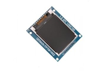 Smart Electronics 1.8 Inch 128*160 Serial SPI TFT LCD Module Display + PCB Adapter Power IC SD Socket for Arduino 1.8'' 128x160(China (Mainland))